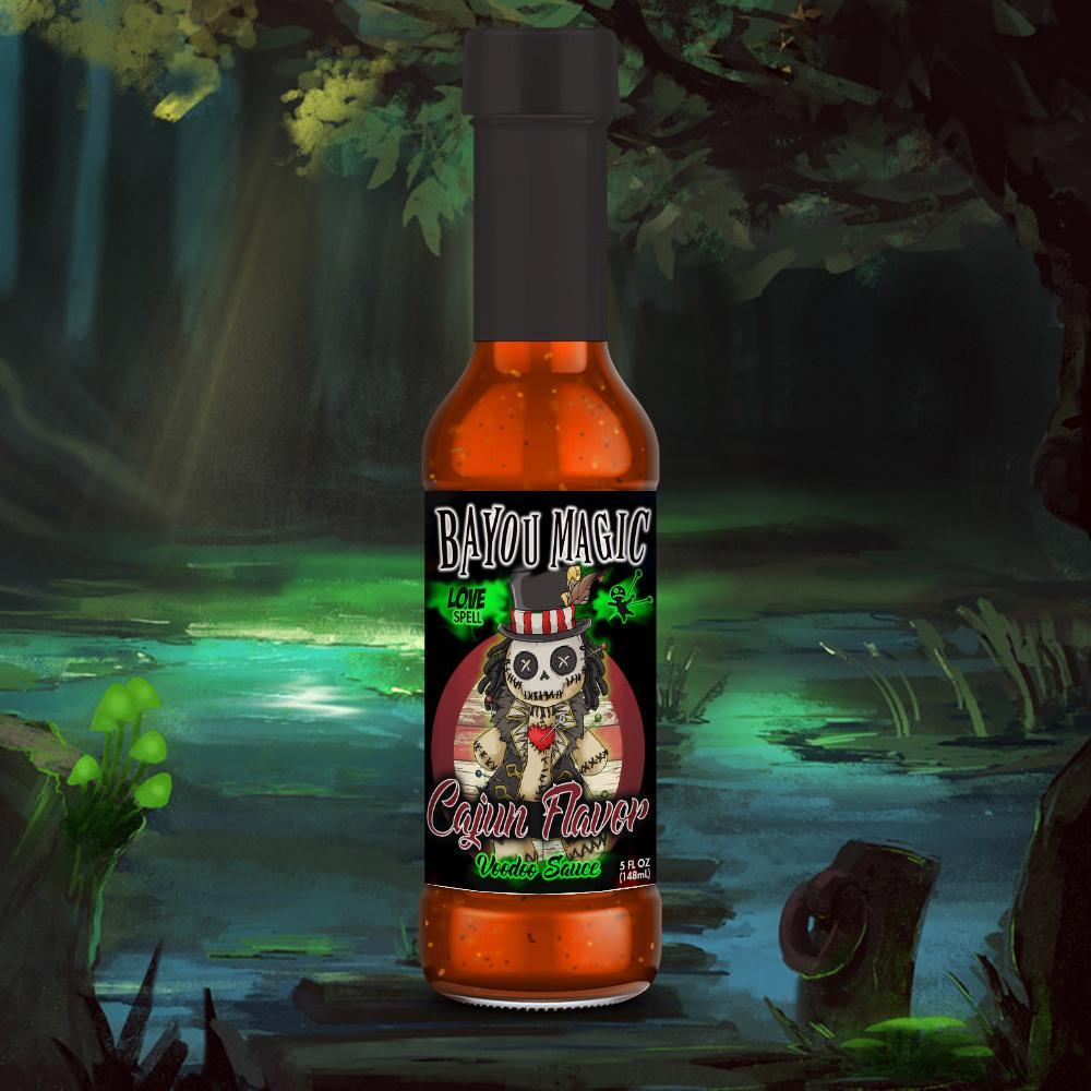 Bayou Magic Foods Love Spell ❤️ Cajun Flavor Voodoo Sauce
